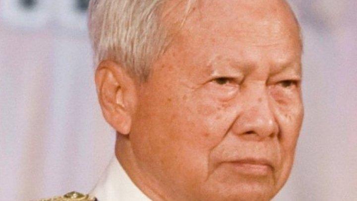 СМИ: Экс-премьер Таиланда завещал все свое состояние бедным