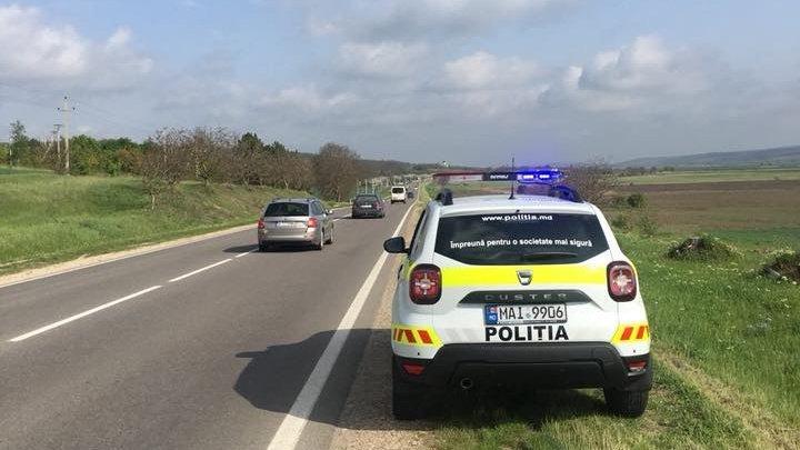 За последние 48 часов на трассах страны произошло 13 ДТП: два человека погибли, 17 пострадали