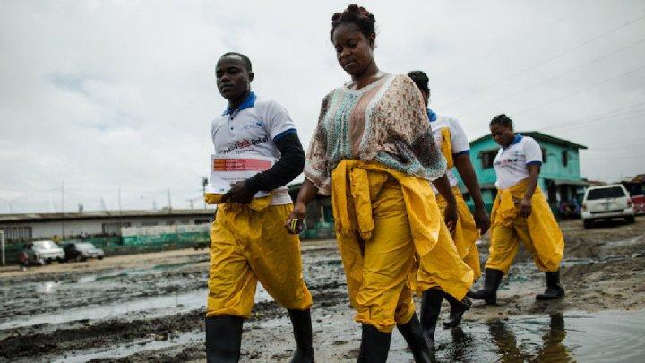 Количество жертв лихорадки Эбола в ДР Конго возросло до 1008 человек