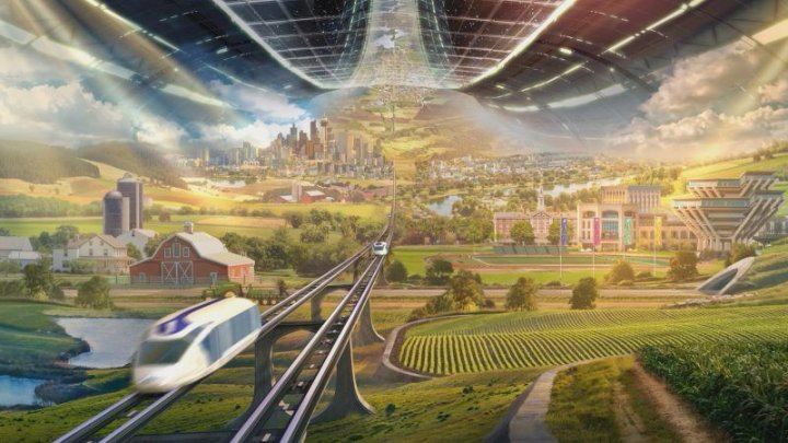 Глава Amazon представил план по колонизации орбиты Земли