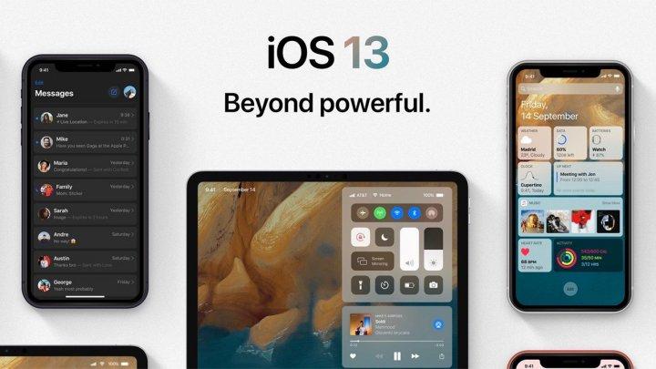 Концепт: как будет выглядеть iOS 13