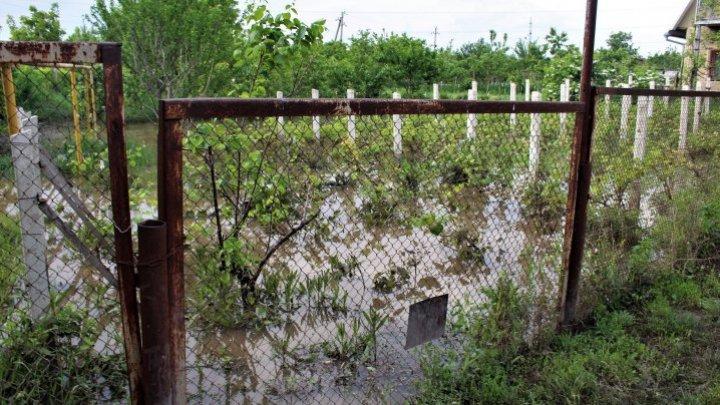 На севере Молдовы считают ущерб от прошедших ливней (фото)