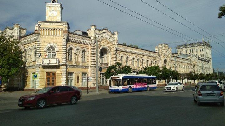 Троллейбусы, курсирующие до аэропорта, будут иметь уникальную метку (фото)