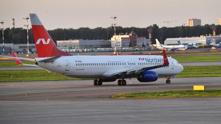 Самолёт компании Nordwind совершил жёсткую посадку в Оренбурге