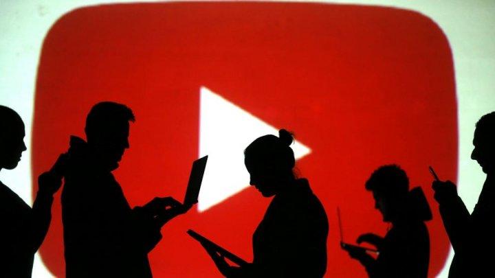 Глобальный сбой произошел в работе YouTube