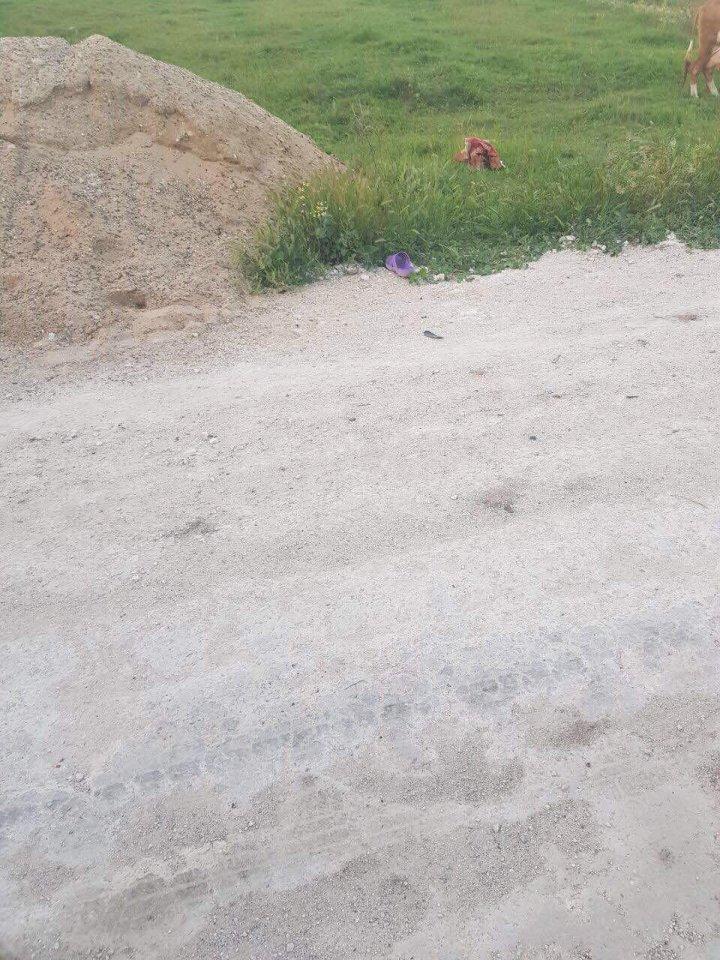 В селе Урсоая машина сбила 11-летнюю девочку