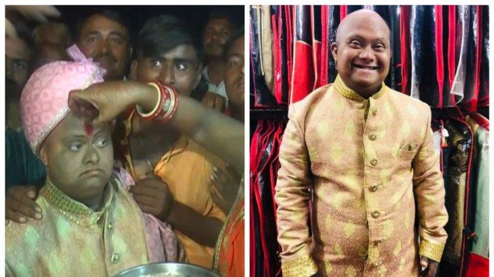 В Индии семья закатила парню свадьбу без невесты