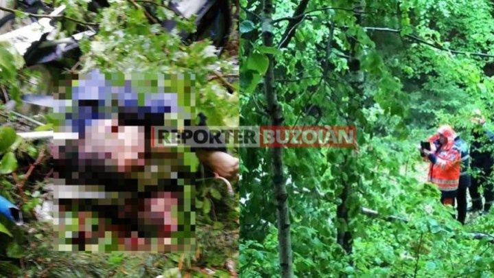Легкомоторный самолет потерпел крушение в румынском уезде Бузэу: двое погибших