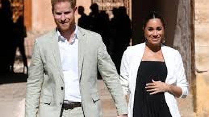 У принца Гарри и его супруги Меган Маркл родился сын