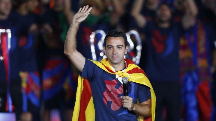 "Легенда ""Барселоны"" Хави объявил о завершении карьеры"