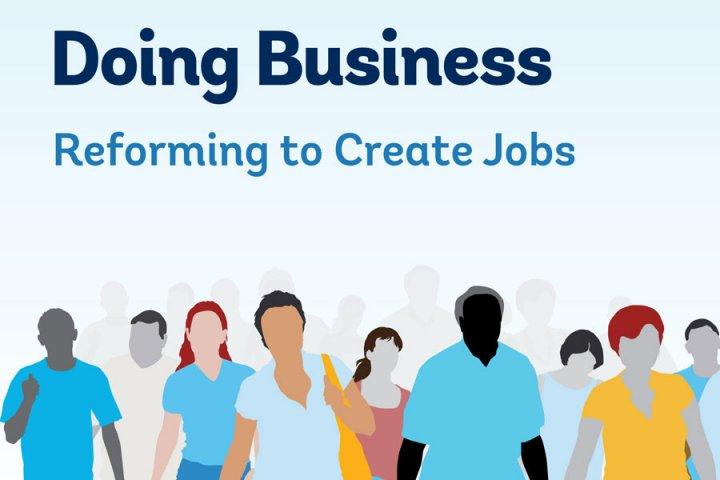 Улучшение бизнес среды: доклад Всемирного банка
