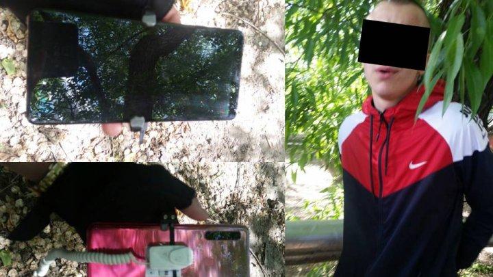 Полиция задержала парня, укравшего телефон из магазина на Телецентре