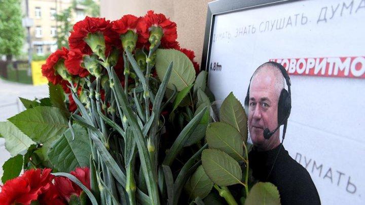 Прощание с Доренко перенесли из-за запрета полиции выдавать тело