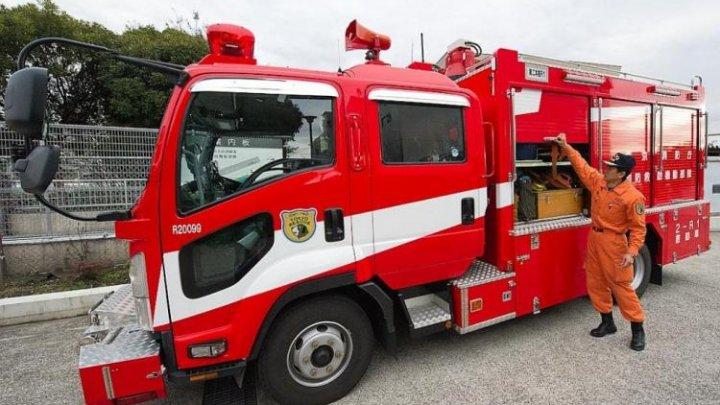 В Японии создали первый отряд роботов-пожарных