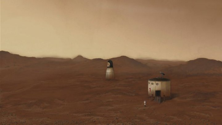 Эксперты: планы NASA по высадке человека на Марс нереализуемые