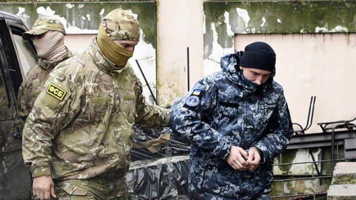 Международный морской трибунал обязал Россию вернуть Украине арестованных моряков
