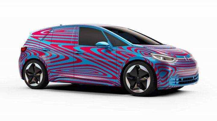 Volkswagen планирует ежегодно продавать миллион электромобилей