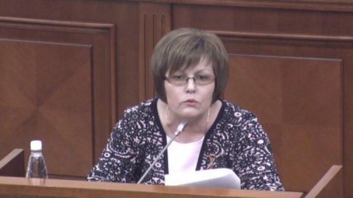 Мария Чобану не согласна с решением ПДС поддержать спикера от социалистов