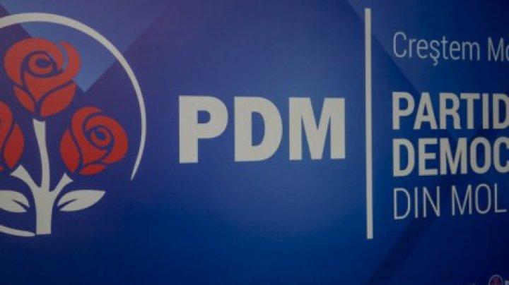 ДПМ требует отставки Георге Балана с должности главы НИП, имеющего родственные связи с Нэстасе