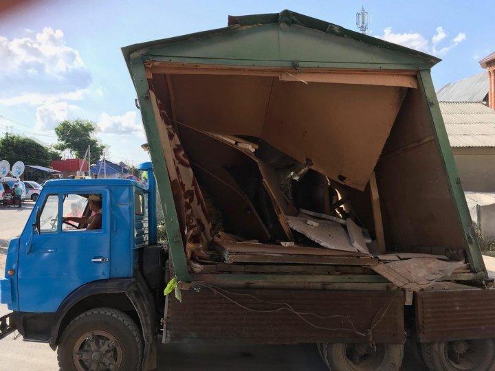 Как выглядит обрушившийся девятиэтажный дом в Атаках (фото)