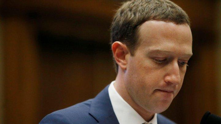 СМИ: Цукерберг виноват в проблемах с защитой Facebook