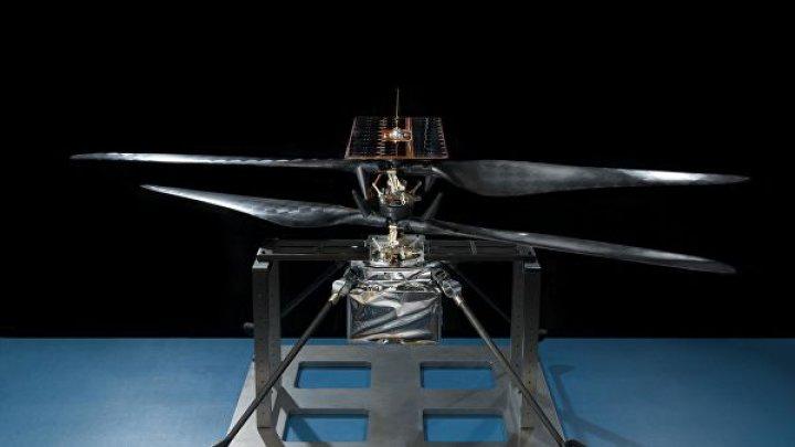 Первый марсианский вертолет НАСА готов к полету на Марс