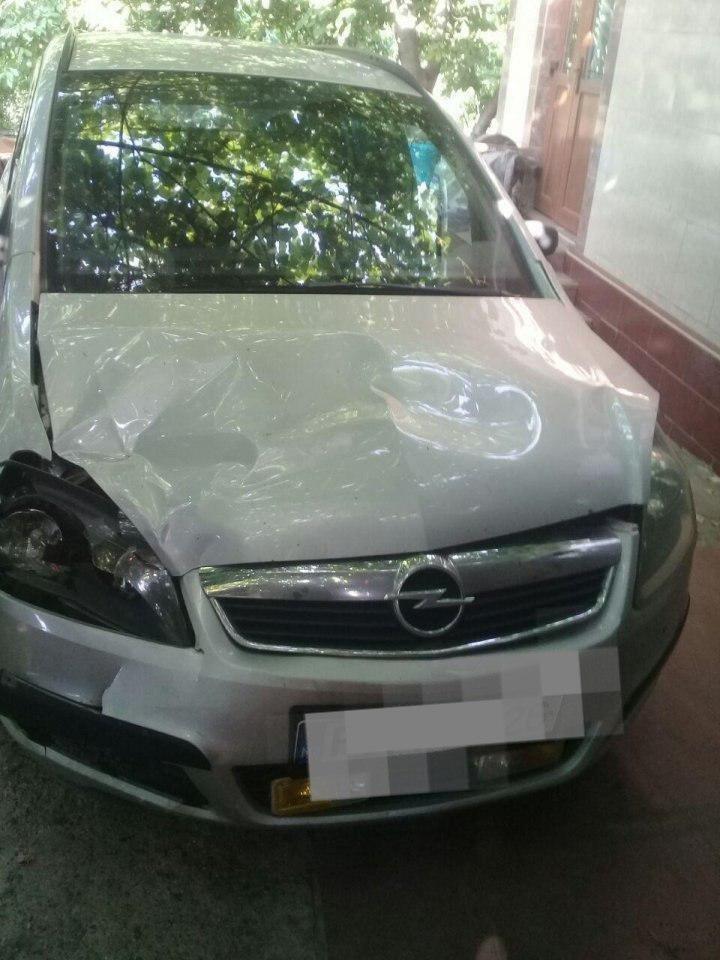 Во Флорештах пьяный водитель сбил женщину