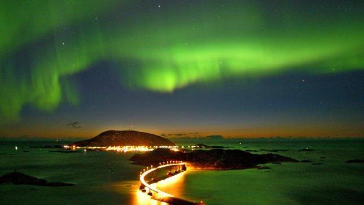 """Жители острова в Норвегии решили """"отменить время"""""""