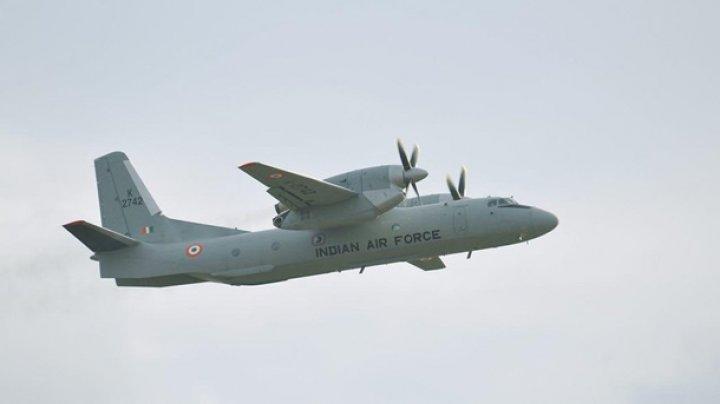 В Индии пропал самолет с 13 людьми на борту