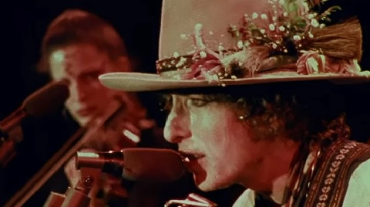Netflix представил трейлер фильма о Бобе Дилане