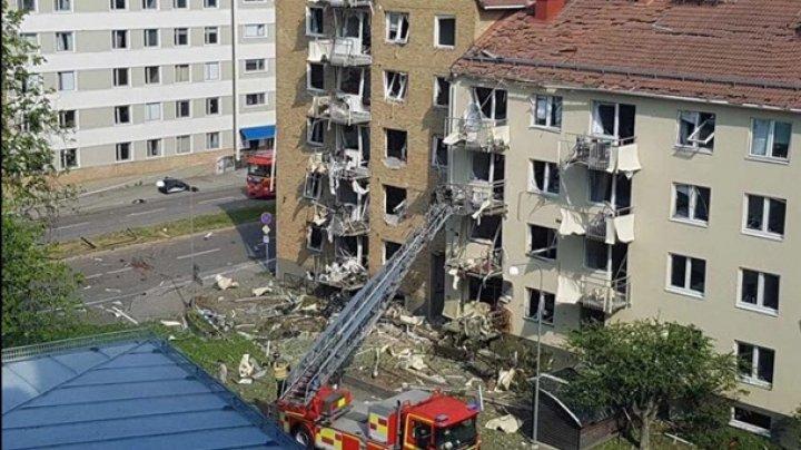 В шведском городе произошел взрыв: 19 пострадавших