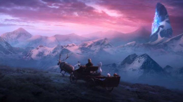 В Сети появился трейлер сиквела Холодного сердца