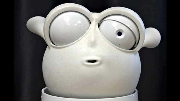 Немцы создали робота Irony Man с чувством юмора