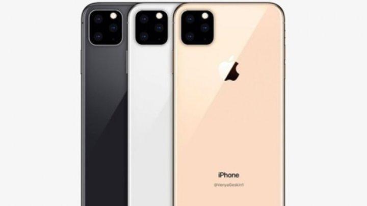 Появились первые подробности об iPhone 2020