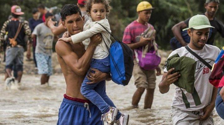 ООН: Число беженцев в мире превысило 70 млн