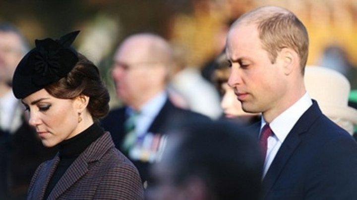 Кортеж принца Уильяма и Кейт Миддлтон сбил женщину