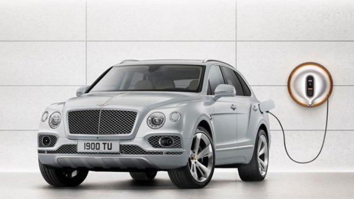 Bentley готовит гибридные версии всех своих авто