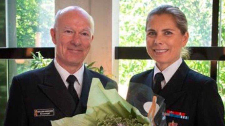 Женщина впервые вошла в состав военного комитета НАТО
