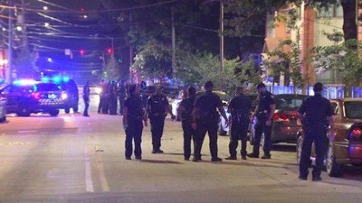 В США на улице расстреляли семь человек