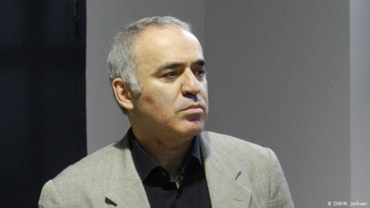 Гарри Каспаров нецензурно ответил на заявление МИД ФРГ о роли РФ в ПАСЕ