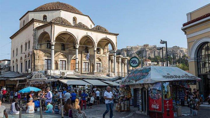 В Афинах построили первую мечеть