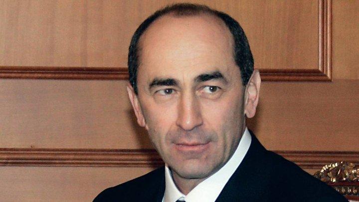 Экс-президента Армении Кочаряна взяли под стражу