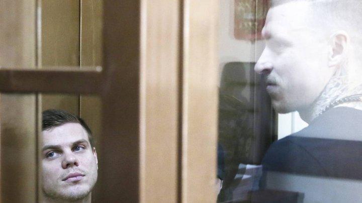 Кокорина и Мамаева направят в одну колонию для отбытия наказания
