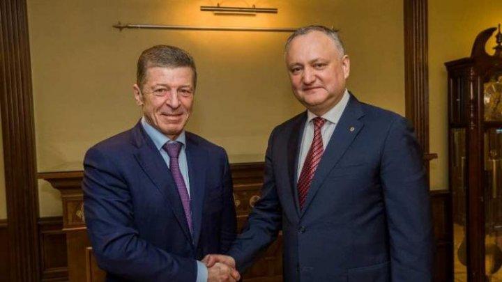Игорь Додон помогает Москве отрабатывать на Молдове сценарий, который в будущем может быть применен в Донбассе