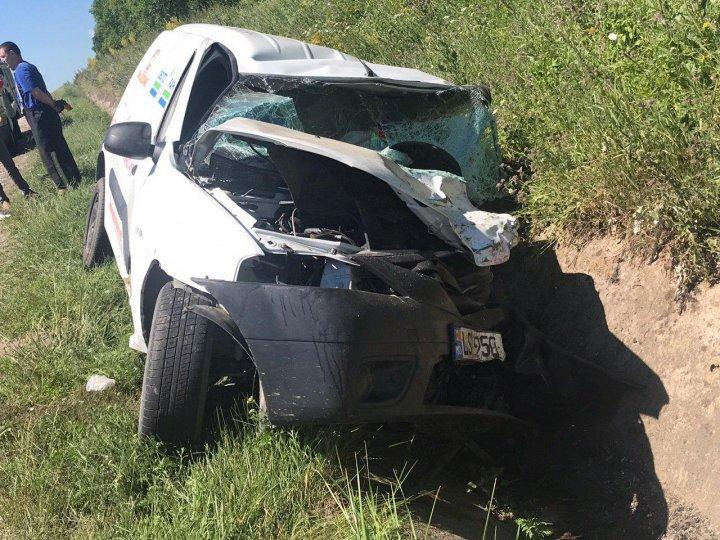 Серьезная авария на Балканском шоссе: есть раненые (фото)