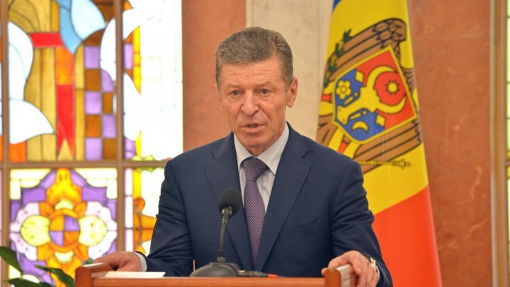 Козак признал, что коалиция ПСРМ-АКУМ была создана по его предложению