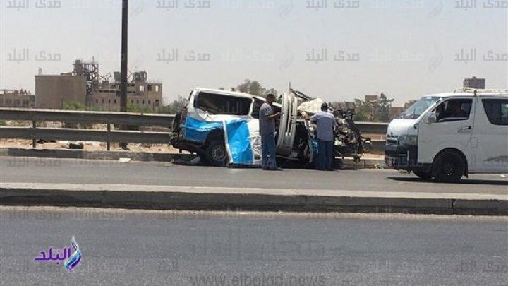 В пригороде Каира в результате ДТП погибли 14 человек