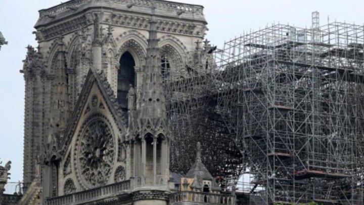 На реконструкцию Нотр-Дама пожертвовали лишь 9% обещанной суммы