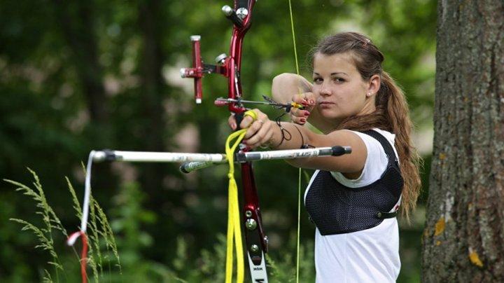 Молдавская лучница Александра Мырка примет участие в Олимпийских играх 2020