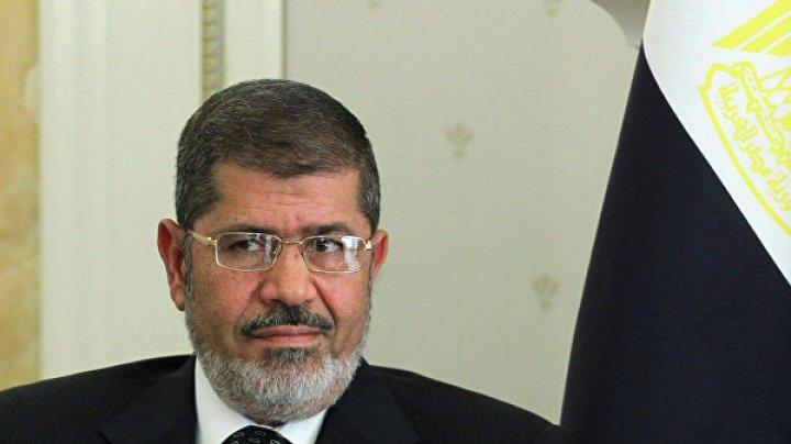 Умер экс-президент Египта Мурси